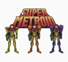 Super Metroid by Cat Games Inc
