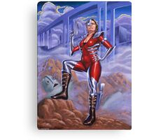 Our Future Hero - Natcon 50 Future Imperfect Piece Canvas Print