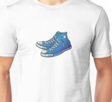 Gym Shoes Unisex T-Shirt