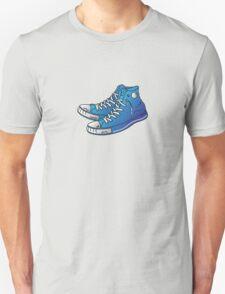 Gym Shoes T-Shirt
