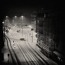 First Snow by Daniel Hachmann