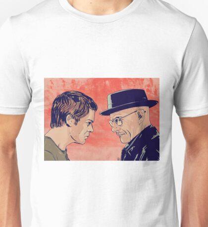 Dexter and Walter Unisex T-Shirt