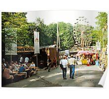 Annafest in Forchheim, Germany, 2003. Poster