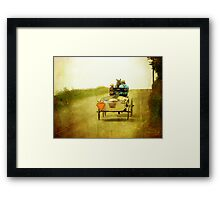 Now That's Economy Framed Print