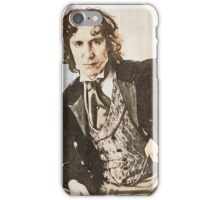 The 8th Doctor iPhone Case/Skin