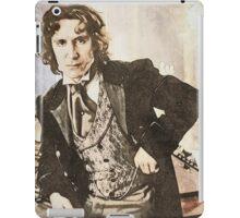 The 8th Doctor iPad Case/Skin