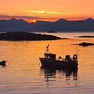 Isle of Skye. Sunset. North West Scotland. by photosecosse /barbara jones