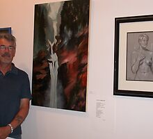 poems and Paint honors local poets by markhadafairday