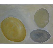 Pebbles 2 Photographic Print