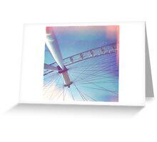 Eye I Greeting Card