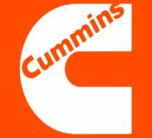 CUMMINS WHITE Kids Tee