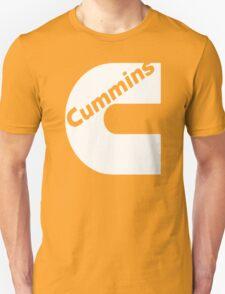 CUMMINS WHITE T-Shirt