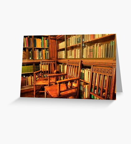 John Rylands Library (HDR) 2 Greeting Card