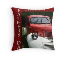 FOR ALL DADS Throw Pillow