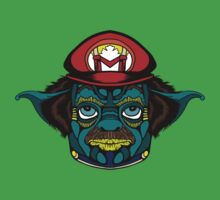 Mario-da by quakerninja
