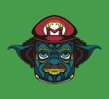 Mario-da by quakerninja
