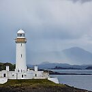 Lismore Lighthouse by Lynne Morris