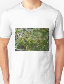 Abstract art from Nature  T-Shirt