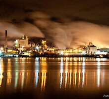 Tacoma Pulp Mill  by DiamondCactus