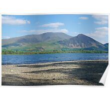 Skiddaw, The Lake District Poster