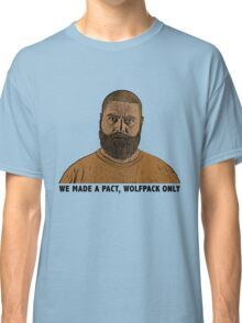 The Hangover 2 movie funny Alan quote wolfpack  Classic T-Shirt