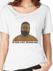 The Hangover 2 movie funny Alan quote wolfpack  Women's Relaxed Fit T-Shirt