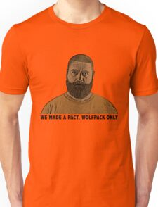 The Hangover 2 movie funny Alan quote wolfpack  Unisex T-Shirt