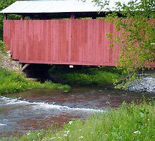 "Covered bridge 11 by Scott ""Bubba"" Brookshire"