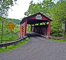 "Covered bridge 12 by Scott ""Bubba"" Brookshire"