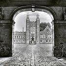 Eton college by Gouzelka