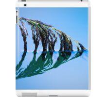 Reed reflected iPad Case/Skin