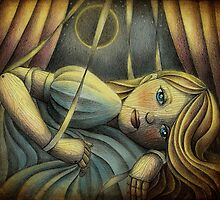 The Sleeping Marionette by Amalia K