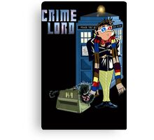 Crime Lord Canvas Print