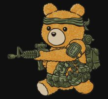 Call of Teddy - Black Ops by herky