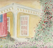 A Country Home by Anne Gitto