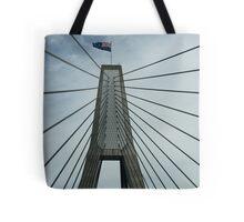 Glebe Island Bridge Tote Bag