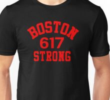 Boston 617 Strong Unisex T-Shirt