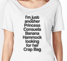 Princess Consuela Women's Relaxed Fit T-Shirt