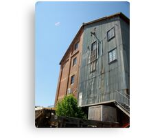 Junee Licorice and Chocolate Factory Canvas Print
