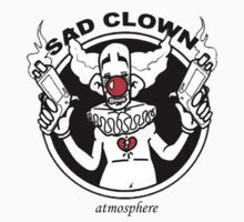 sad clown by pbwlf