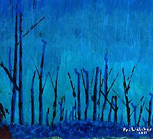 Blue Forest by Brian Walther