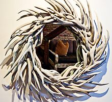 Antler Mirror by phil decocco