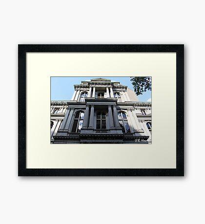 Old City Hall Boston Framed Print