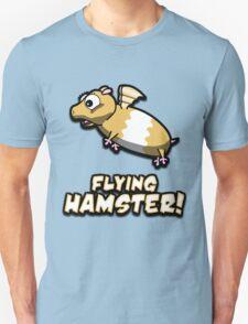 Hambert The Flying Hamster! Unisex T-Shirt