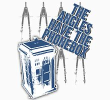 The Angles Have The Phonebox Unisex T-Shirt