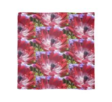 Red Anemone Scarf