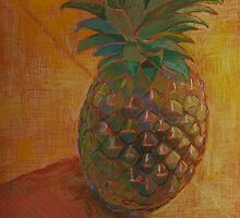 """Pineapple"" by Richard Robinson"