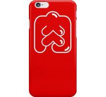 M.U.S.C.L.E. MAN iPhone Case/Skin
