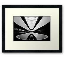 Marin County Civic Center Framed Print