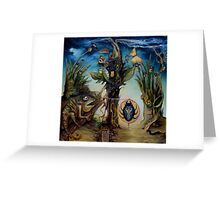 Karma Garden Greeting Card